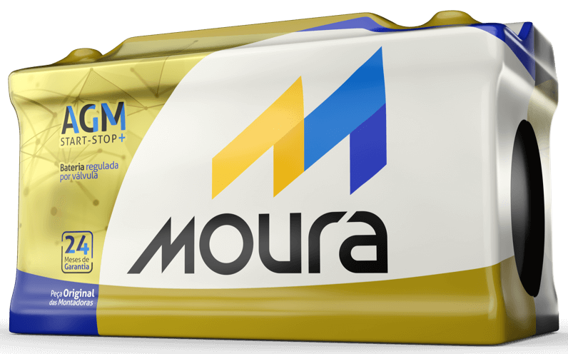 Bateria Moura