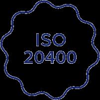 Compras sustentáveis - ISO 20400