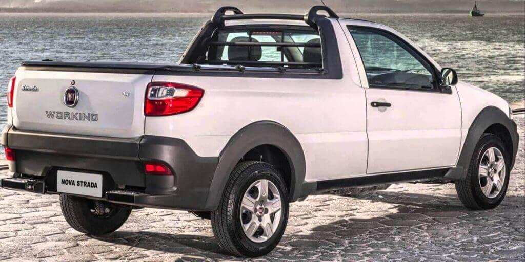Bateria para carro Fiat Strada 2001 a 2017