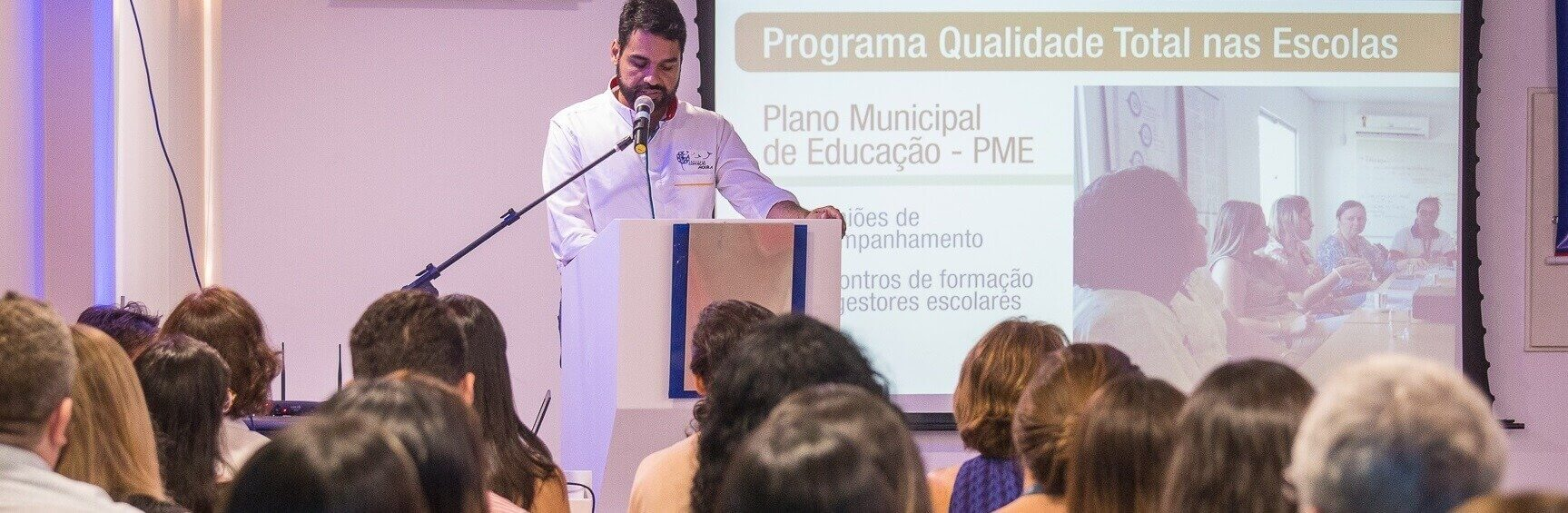 Instituto Conceição Moura apresenta balanço de ações
