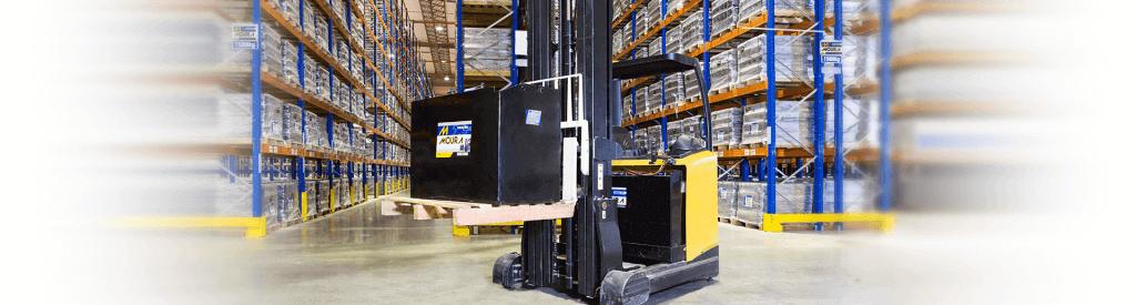 Rede de Serviço Moura atende clientes de baterias Tracionarias e Estacionarias