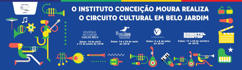 Instituto Conceição Moura coloca Belo Jardim no calendário cultural do Nordeste