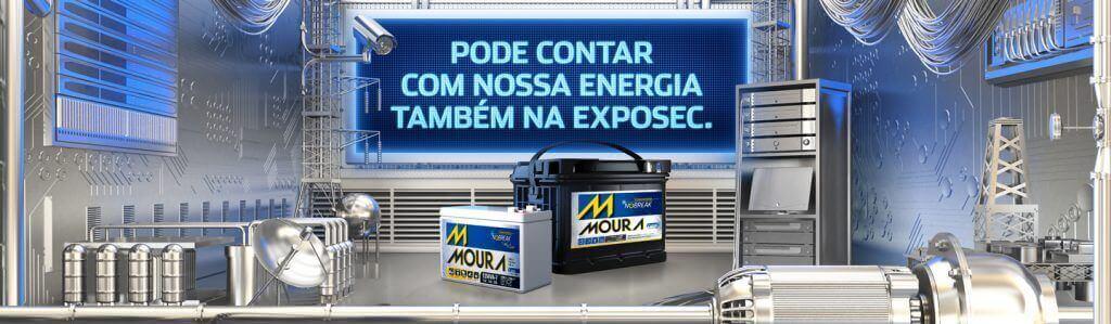 Moura participa da Exposec 2018