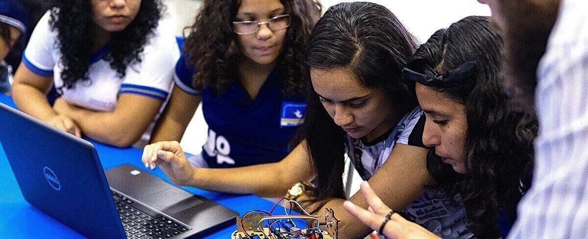 Novas turmas de robótica em Belo Jardim