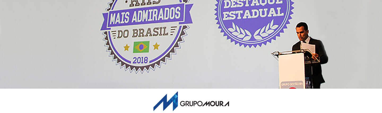 Moura está entre as 25 marcas brasileiras mais admiradas pelos RHs