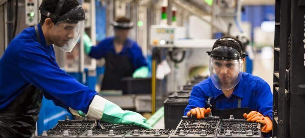 Grupo Moura celebra início de operação de nova fábrica de baterias
