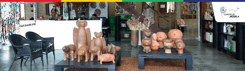 Instituto Conceição Moura apoia o artesanato na região de Belo Jardim