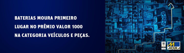 Moura é a melhor empresa no setor veículos e peças no VALOR 1000
