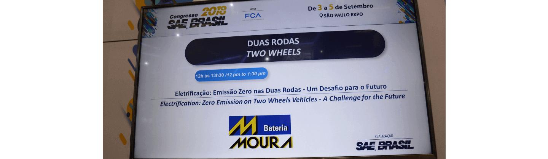 Moura participa da SAE Brasil