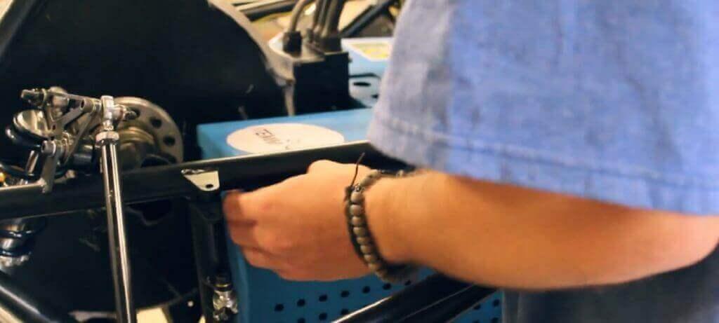 Equipe Unicamp E-Racing fala das inovações das baterias Moura para Carros elétricos
