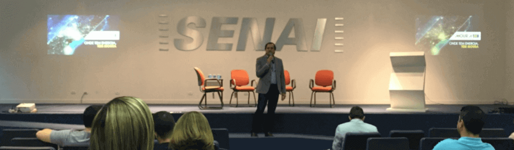 Moura participa do II Workshop Ambiental do SENAI