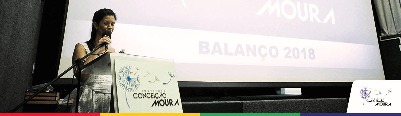 Instituto Conceição Moura presta contas das ações realizadas em 2018