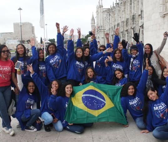 Uma jornada cultural de conhecimento na história do Brasil