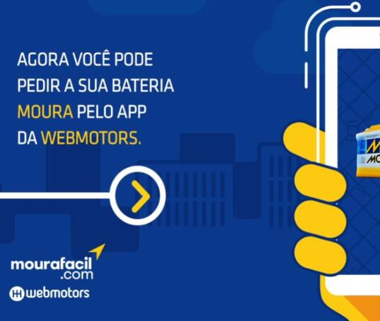 MouraFácil.com está agora disponível no aplicativo WebMotors