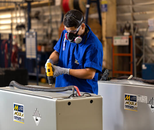 Moura Tração Lítio: sustentabilidade e inovação para equipamentos industriais