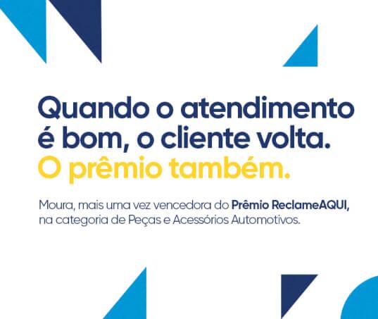 Moura é eleita melhor empresa para os consumidores