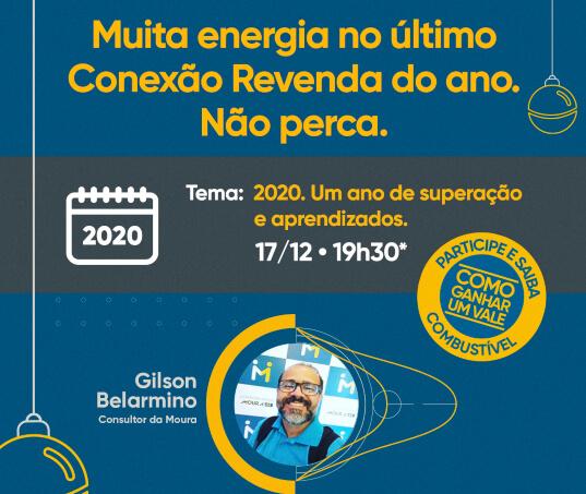 Último Conexão Revenda de 2020 fará retrospectiva dos desafios e aprendizados do ano