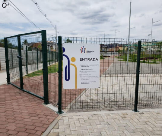 Grupo Moura entrega o Espaço Conceição Moura, nova área pública de convivência para as famílias de Belo Jardim