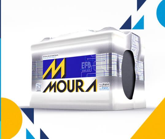 Moura equipa 75% dos veículos Start/Stop produzidos no Mercosul