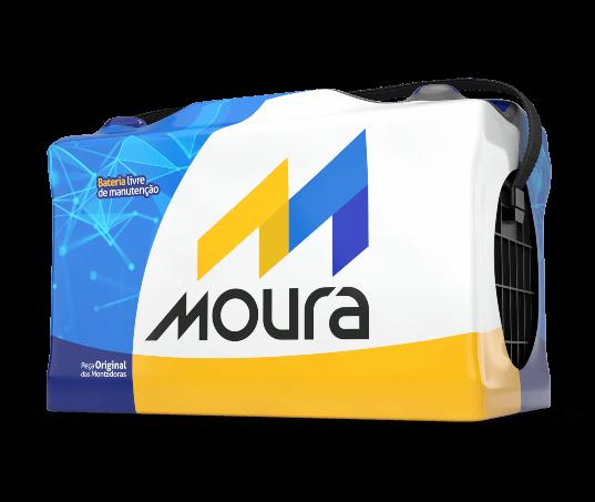 Moura lança nova geração de baterias automotivas de alta performance